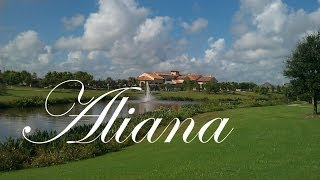 Aliana Subdivision Homes, Richmond Texas-Houston Real Estate Video