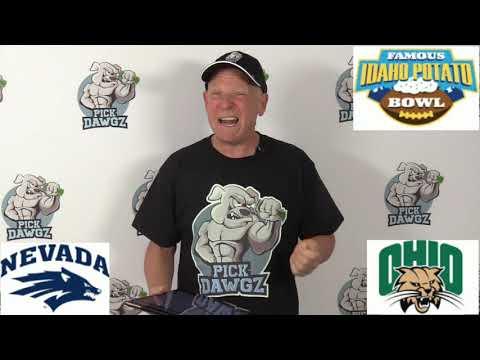 Ohio vs Nevada 1/3/20 Free College Football Pick and Prediction: Potato Bowl