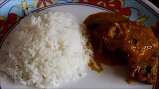 Diy: Indian Fish Curry With Mustard And Tomato