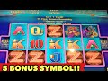 ⭐️JAZEE MAX BET 5 BONUS SYMBOL⭐️ SUPER BIG WIN | $5 MAX BET PEACOCK MAGIC SLOT BONUS