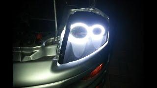Тюнинг фар Лада Приора, Кластерные глазки(В наше время практически все автовладельцы мечтают приукрасить своего «железного коня», выделить его из..., 2014-03-12T07:29:42.000Z)