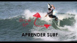 REENTRY. Maniobras de surf con Gony Zubizarreta y Artsurfcamp (Capítulo 2)