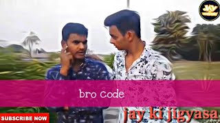 Gambar cover #brocoad Bhai vs Bhai ।। ft.AMCorptv. in lucknow।। jay ki jigyasa...jay veer singh