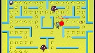 Флэш игра Миссия Кредо (пакман) обзор