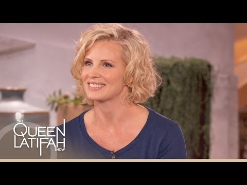 Monica Potter on The Queen Latifah Show