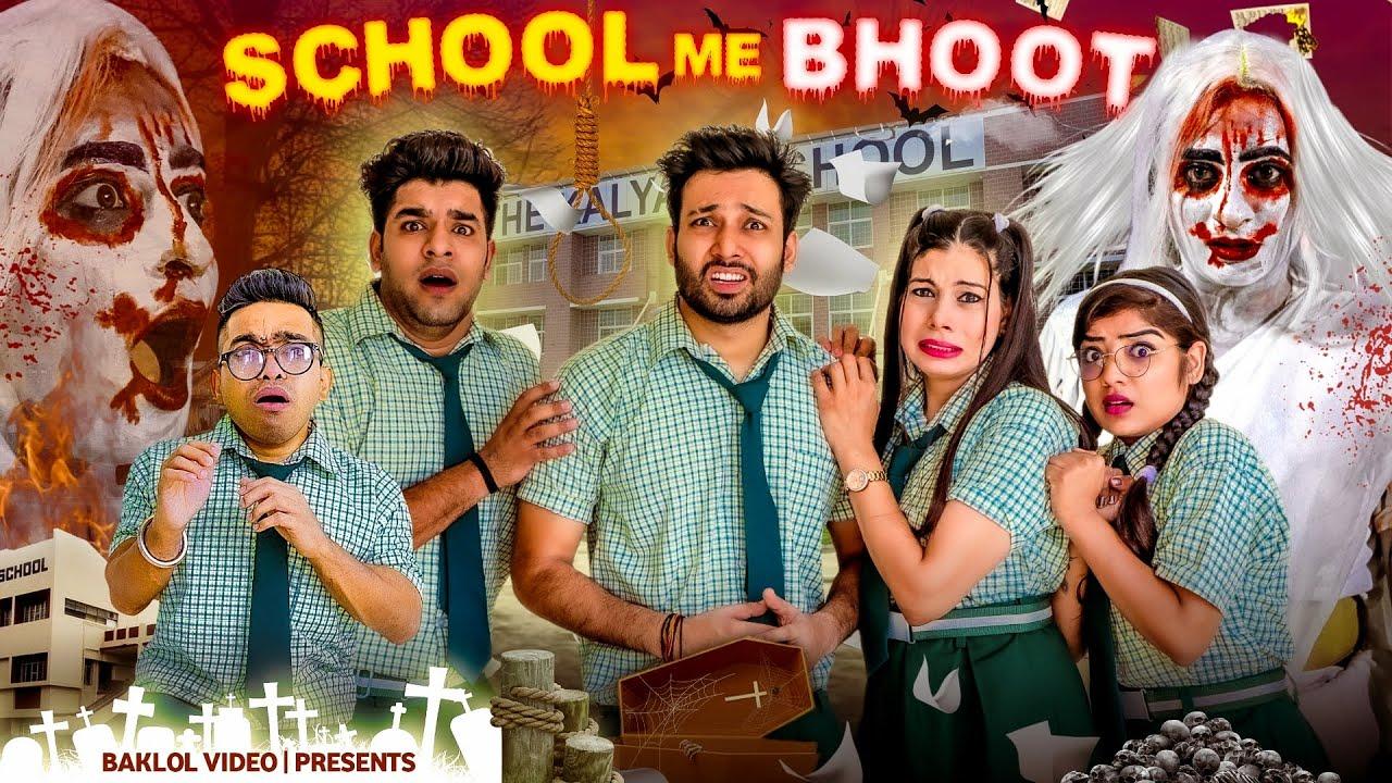 Download School Mein Bhoot | Episode - 1 | BakLol Video