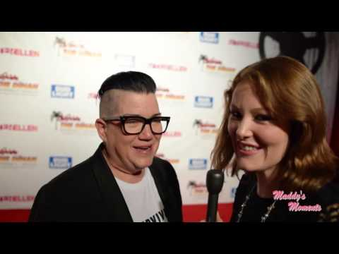 Lea DeLaria Interview at the Dinah Shore Weekend