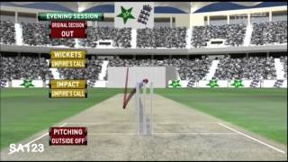 Revenge for Muhammad Amir, England all out for 72! Pak-Eng 2nd Test 2012.mp4
