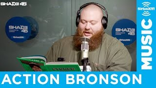 Action Bronson Tells Us What To Watch In 'Stoned Beyond Belief'