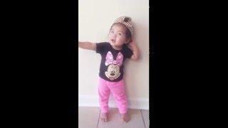 Cutest little human being ❤️