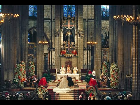 The Royal Wedding of Infanta Cristina and Iñaki Urdangarin 1997