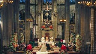 The Royal Wedding of Infanta Cristina and Iñaki Urdangarin 1997