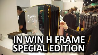 In Win H Frame 2.0 30 Year Anniversary - CES 2016