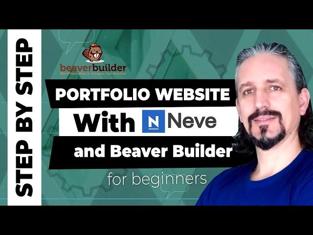Create a Portfolio Website With Neve and Beaver Builder (WordPress)