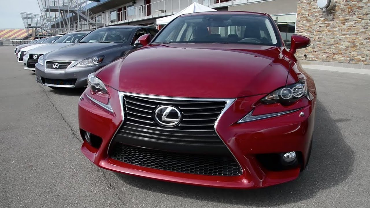 2014 lexus is 250 awd at mis evaluation course wr tv pov test drive youtube. Black Bedroom Furniture Sets. Home Design Ideas