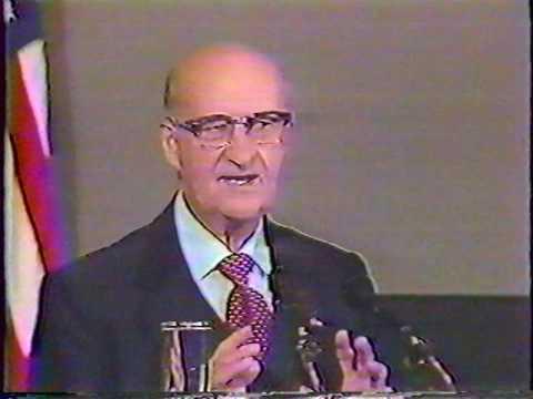 1984 oct. 16, CAUSA Seminar, Guest Speaker - Dr. Cleon Skousen