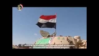 القوات المسلحة تعرض استعدادات نصر أكتوبر.. فيديو