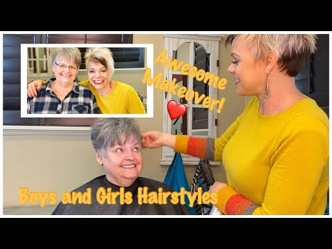 super-short-haircuts-for-women-over-70-|-pixie-haircut
