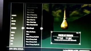 SKYRIM RIFTEN CLITCH HD (1080p) PS3/XBOX