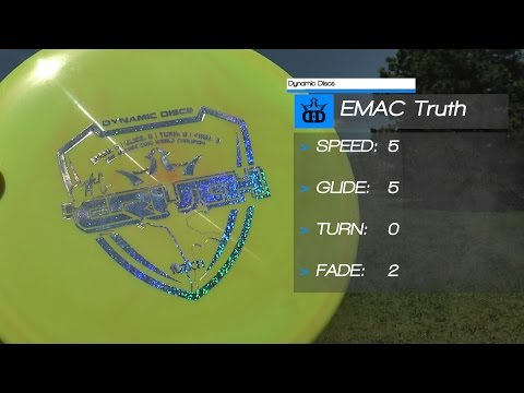 Dynamic Discs EMAC Truth   Is This Disc Right for You?