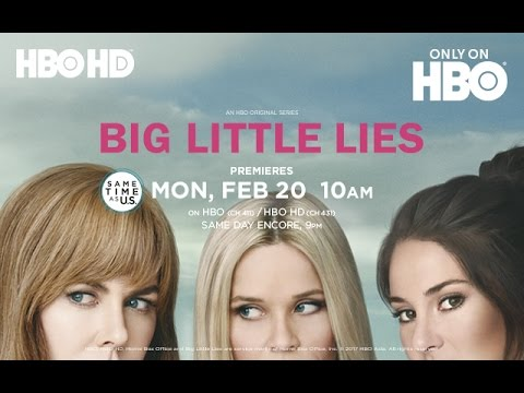 Big Little Lies Trailer (2017) - HBO TV Series Include Crime, Drama, Mystery Genres