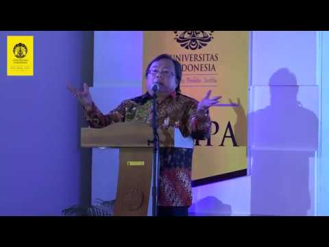 Kuliah Umum Bambang Brodjonegoro: Reinventing The Maritime Spirit