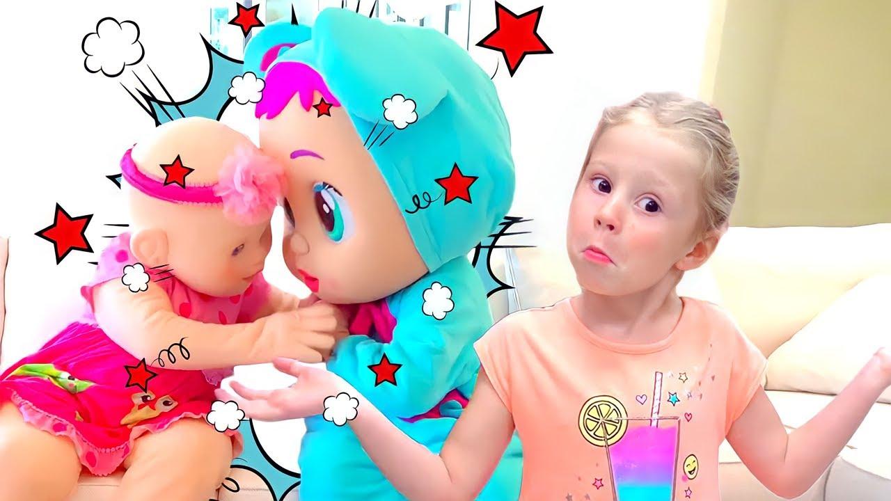 Download Nastya enseigne les règles de comportement des enfants