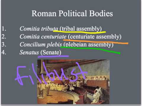 4.2 Roman Law and Government