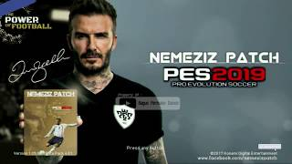 PES 2018 PS3 Nemeziz Patch DELUXE V 2.2 AIO Winter 2019 [Link ?]