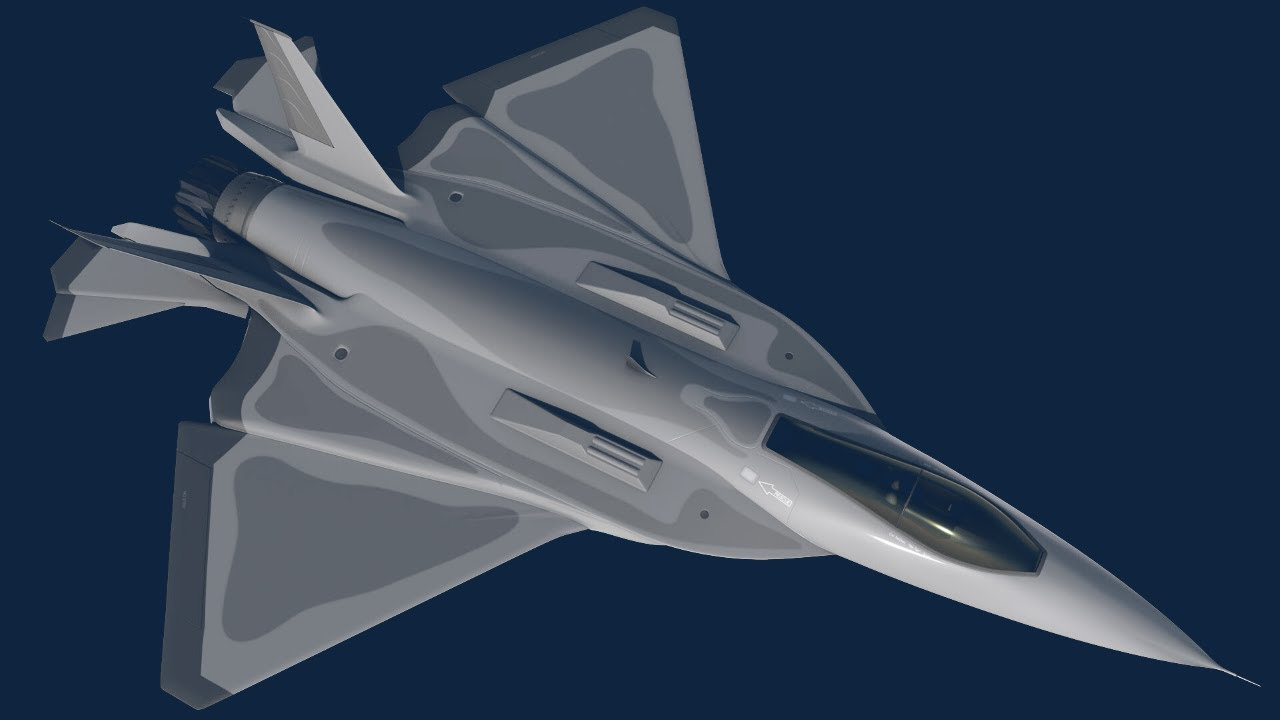 Download Russia Developing A New Variant Of Su-57 Fighters To Match US' Single-Engine F-16, F-35 Jets
