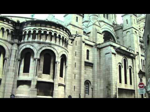 Paris-Sacre Coeur's Bells