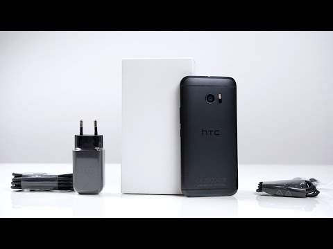 Unboxing: HTC 10 (Deutsch) 4K | SwagTab