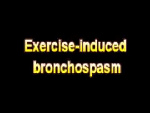 What Is The Definition Of Exercise induced bronchospasm - Medical Dictionary Free Online