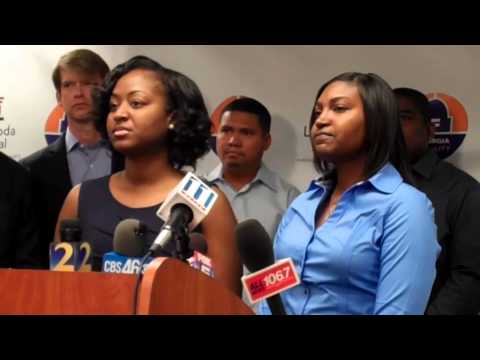 Rayshawn And Avery Chandler On Lawsuit To End Georgia's Gay Marriage Ban