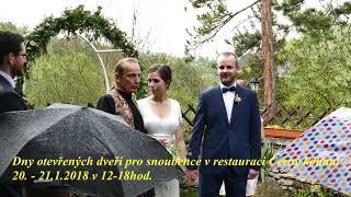 Svatba v Restauraci Černý kohout 13.5. 2017