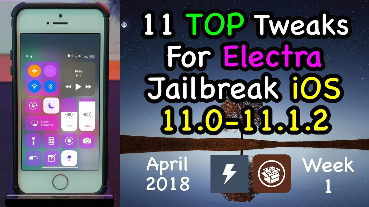 electra jailbreak ios 11