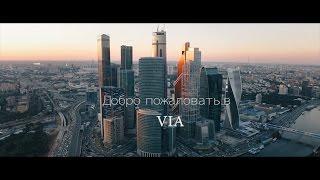 Смотреть видео видеосъемка москва
