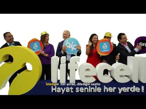 lifecell - Hayat Seninle Heryerde!