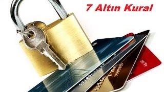 İnternetten Güvenli Alışveriş Nasıl Yapılır? 7 Altın Kural