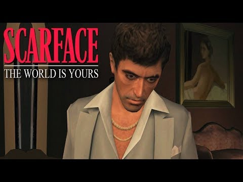 Scarface: The World Is Yours - ENDING - Kill Sosa (1080p 60fps)