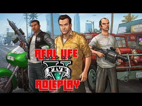 CEGADA NO GTA V REAL LIFE ROLEPLAY