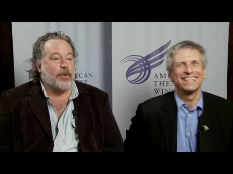 Tom Hulce and Ira Pittelman - SpringboardNYC's Cues from Tony Nominees - 2010