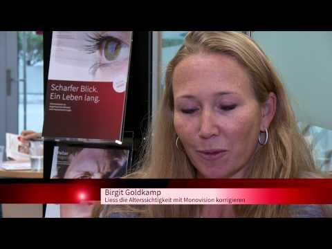 Pallas Kliniken Augenbehandlung Klinik Zürich