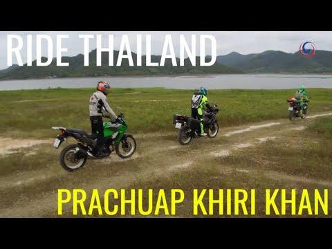 Ride Thailand - Exploring the hills and beaches of Prachuap Khiri Khan