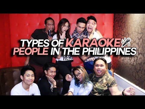 Types of Karaoke People