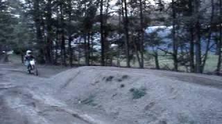 Baja 70cc Motocross Jump