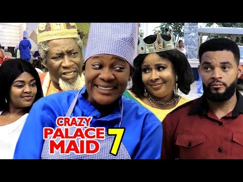 CRAZY PALACE MAID SEASON 7 - Mercy Johnson 2020 Latest Nigerian Nollywood Movie Full HD
