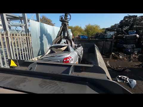 LEFORT car baler 2P6000