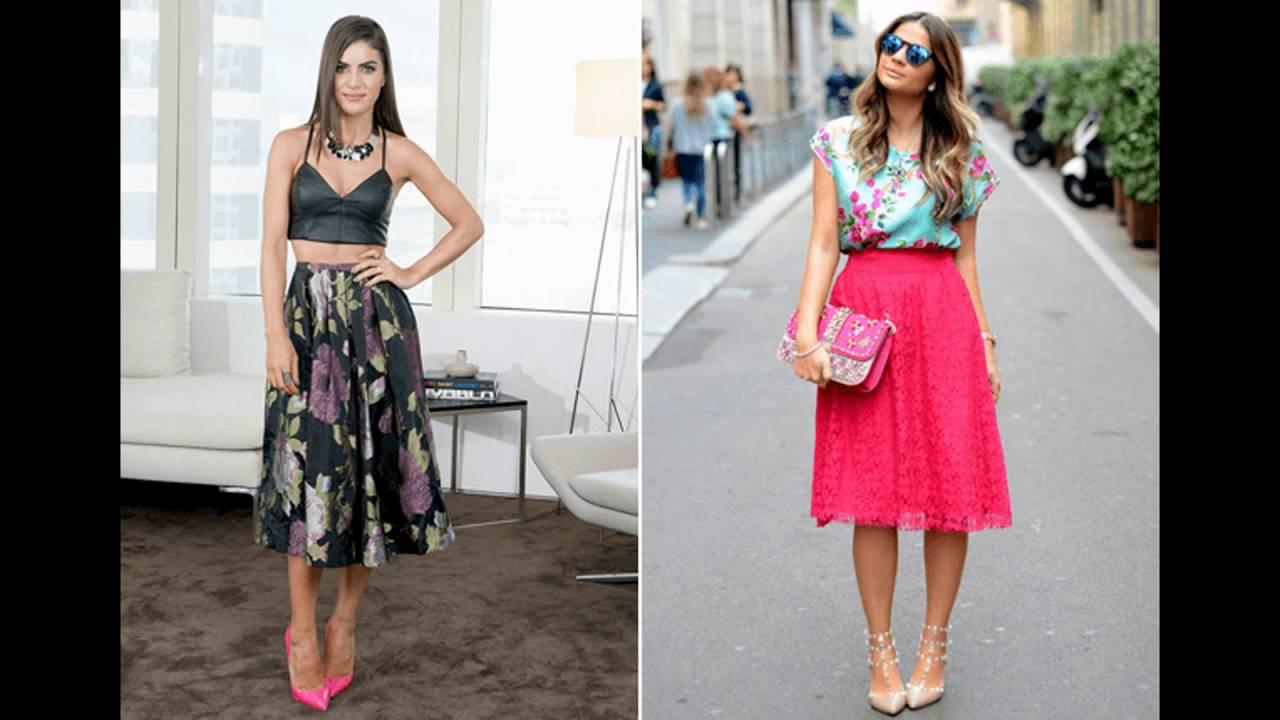 508f4b2e0b720 3 Modelos de Vestidos Que Combinam Com Sapatos Scarpin - YouTube