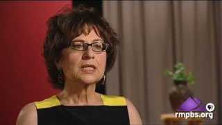 """Dora Levy Mossanen on Rocky Mountain PBS """"Women & Girls Lead"""""""